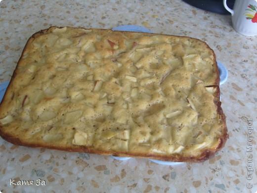 Пирог делается за 15 минут и при этом руки остаются чистыми! согласитесь это актуально, если в доме ребёнок. фото 7