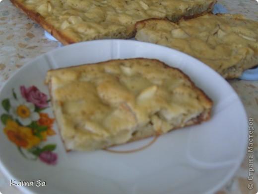Пирог делается за 15 минут и при этом руки остаются чистыми! согласитесь это актуально, если в доме ребёнок. фото 1