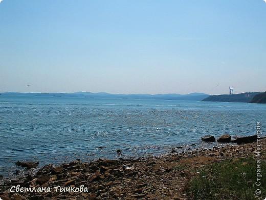 Я заметила,что море каждый день разное,но в любую погоду оно красиво!Или может мне это только кажется,потому что я обожаю море! фото 5