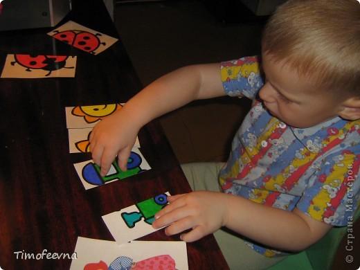 Здравствуйте, дорогие жители Страны Мастеров! Этот блог посвящён нескольким игрушкам-развлекушкам моих деток, которые можно сделать своими руками. Они не сказать, чтобы прям очень развивающие, но увлечь малыша на несколько минут способны. фото 11