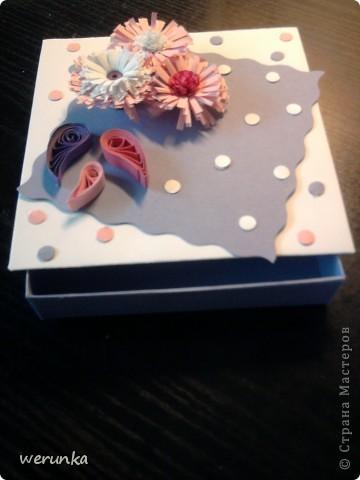 Мои коробочки :) фото 5