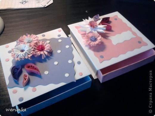 Мои коробочки :) фото 7