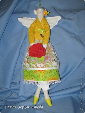 Ангел сада. фото 1