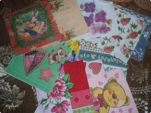 Девочки мне снова пришел подарок от Рябухиной Ирины.Огромное количество очень красивых салфеток.Столько радости и восторга.Ирина, огромное огромное спасибо!!!!!!!!!!!!!!!!!! фото 1