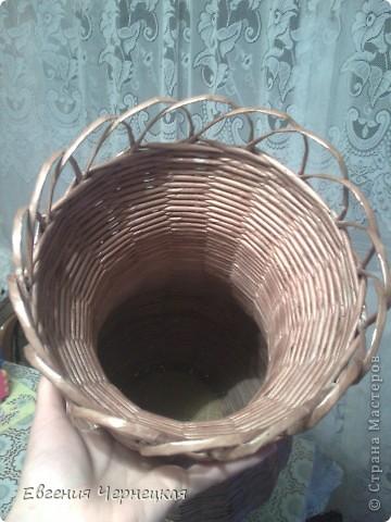 Моя вторая большая ваза!!! фото 5