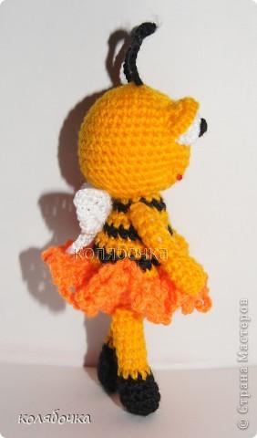 Маленькая,добрая,нежная пчёлка всё лето трудилась и насобирала горшочек мёда,который теперь тщательно охраняет.))) фото 3