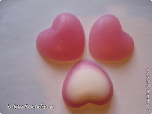 Дочка съела конфетки, а формочки достались мне под мыло... фото 1