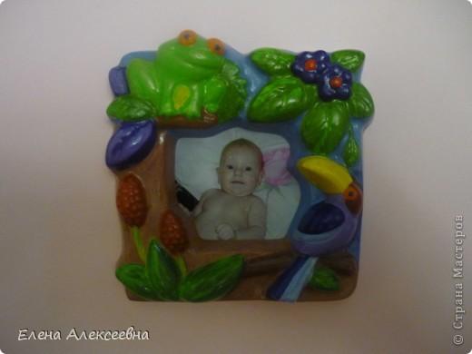 """Рамочка """"черепашка"""" сделана в подарок. фото 7"""