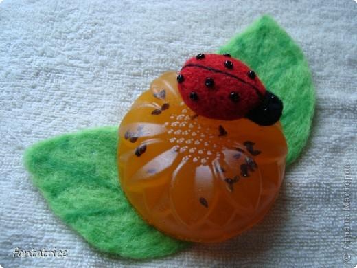 Мылко вишневое и апельсиновое с маслом виноградных косточек!!!  фото 6