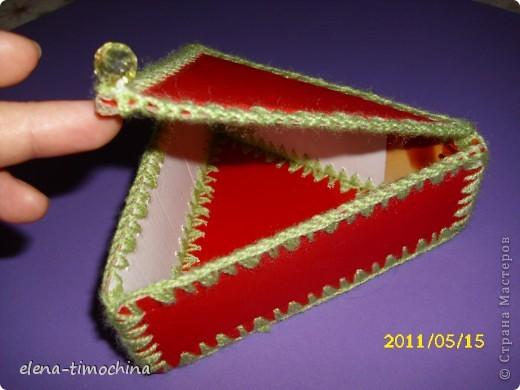 Треугольники с картинками и цыфрами. фото 2