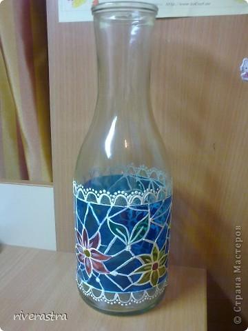 Ну вот и моя первая бутылочка поспела! Истинный цвет поймать почти невозможно! фото 3