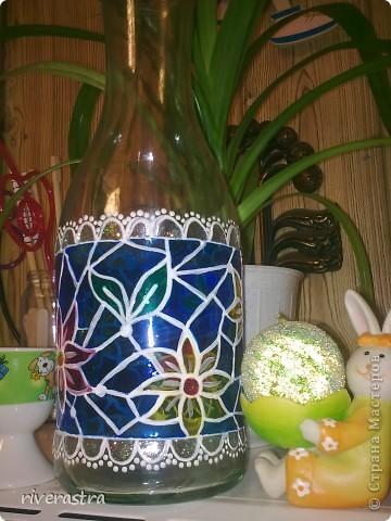 Ну вот и моя первая бутылочка поспела! Истинный цвет поймать почти невозможно! фото 4