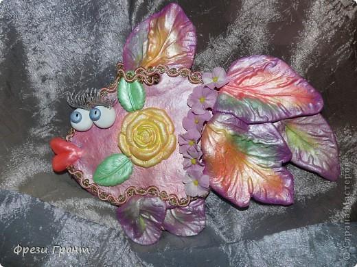 Рыбка-роза... фото 1