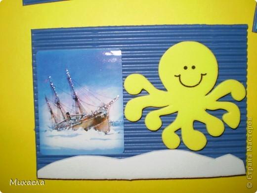 Мне тоже нравится море, его обитатели и особенно кораблики.Хотела и вас порадовать, и вот что получилось. У меня есть несколько долгов, девочки выбирают первыми(Уточка, ЛеНкина, Vitulichka) обещала и Ladybug.  фото 8