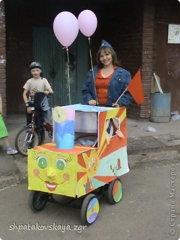 Тюнинг для коляски :) фото 2