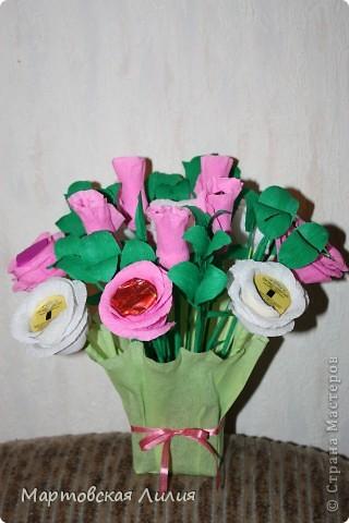 Розовые розы, о-о-о.... фото 1