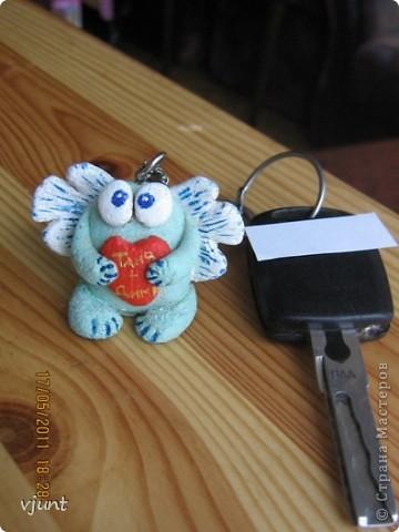 Наконец-то у мужа будет нормальный брилок для ключа от машины. фото 2