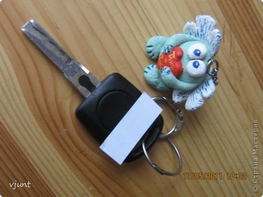 Наконец-то у мужа будет нормальный брилок для ключа от машины. фото 5