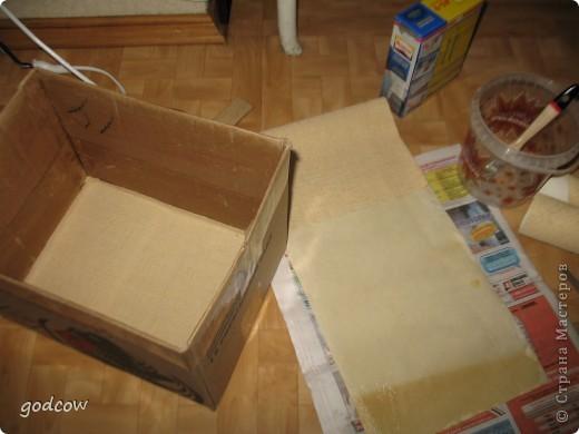 Посмотрела я на коробочки Оли (Олисандры) и решила свои преобразить.   фото 4