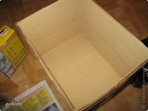 Посмотрела я на коробочки Оли (Олисандры) и решила свои преобразить.   фото 5