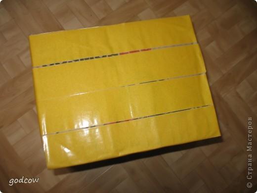 Посмотрела я на коробочки Оли (Олисандры) и решила свои преобразить.   фото 6