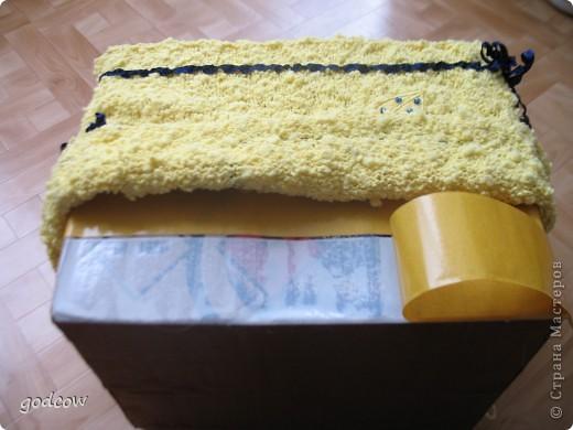 Посмотрела я на коробочки Оли (Олисандры) и решила свои преобразить.   фото 12