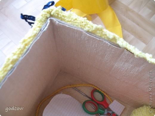 Посмотрела я на коробочки Оли (Олисандры) и решила свои преобразить.   фото 15