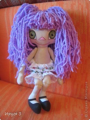 Куколка Фиалка фото 2