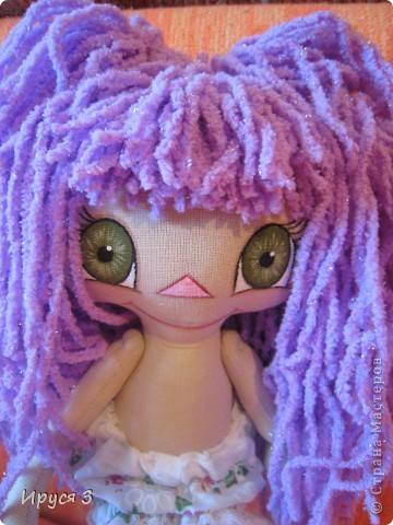 Куколка Фиалка фото 3