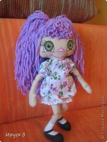 Куколка Фиалка фото 5
