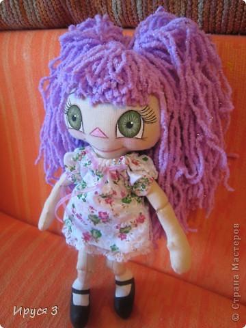 Куколка Фиалка фото 6