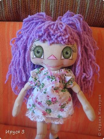 Куколка Фиалка фото 7