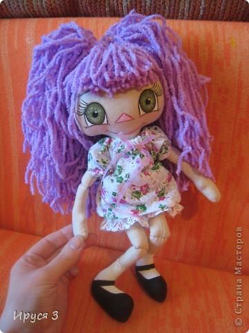 Куколка Фиалка фото 8
