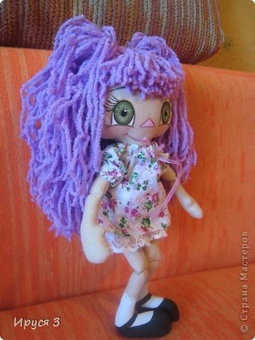 Куколка Фиалка фото 10