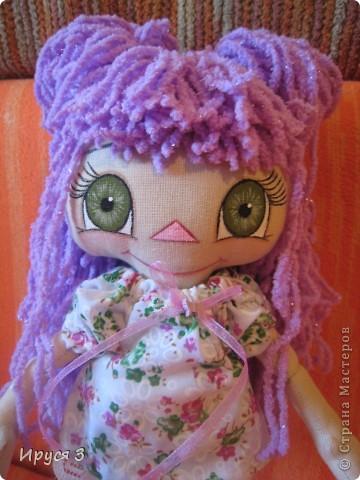 Куколка Фиалка фото 11