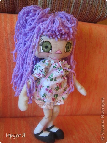 Куколка Фиалка фото 12