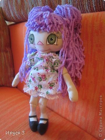 Куколка Фиалка фото 13