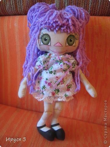 Куколка Фиалка фото 1