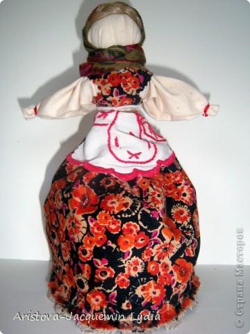 Мой вариант девки-бабы.  Мастер класс Вы найдете здесь http://www.rukukla.ru/article/trya/2011-03-09-1 и очень толковый МК у Зои Пинигиной здесь http://pinigina.livejournal.com/47737.html фото 5