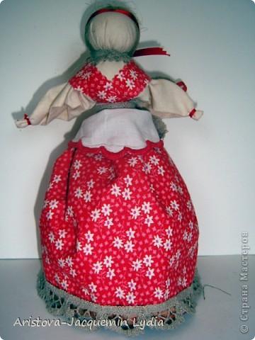 Мой вариант девки-бабы.  Мастер класс Вы найдете здесь http://www.rukukla.ru/article/trya/2011-03-09-1 и очень толковый МК у Зои Пинигиной здесь http://pinigina.livejournal.com/47737.html фото 1