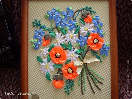 Обожаю полевые цветы. Ромашки в первую очередь. Сочетание ромашки, мака и незадудки считается вообще классическим.