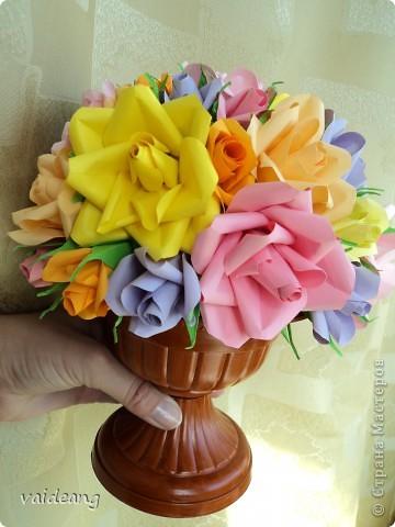 Весенний букет. фото 2