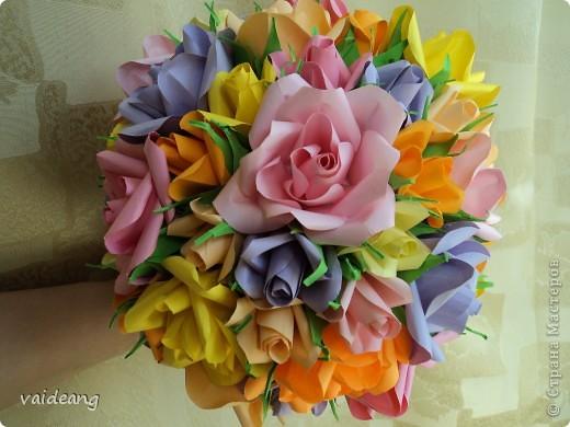 Весенний букет. фото 1