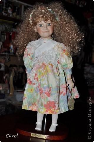 Шелби - кукла из Уимблдонской коллекции фото 3