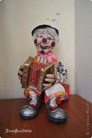 Клоун фото 1