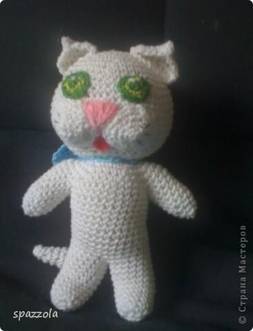 котенок-погремушка