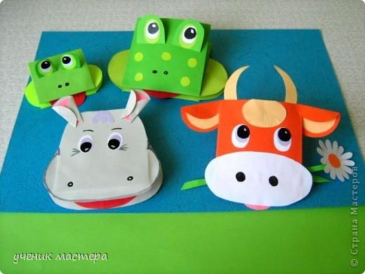 Эти забавные игрушки появились как продолжение темы    http://ejka.ru/blog/podelki/895.html. Сделав с детками щенка, мы решили пойти дальше и придумали коровку и лягушку.  фото 18