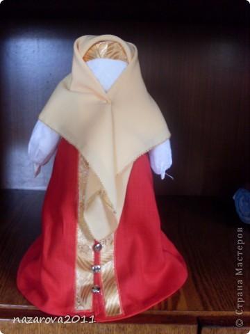 Выставка кукол, сделанных руками учащихся и учителей Шарьинских школ. фото 2