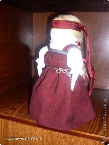 Выставка кукол, сделанных руками учащихся и учителей Шарьинских школ. фото 3