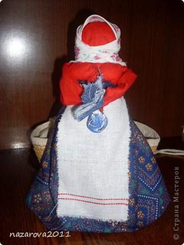 Выставка кукол, сделанных руками учащихся и учителей Шарьинских школ. фото 4